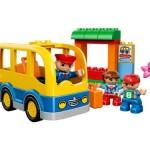 デュプロで大きめのバスで遊ぶならコレで決まり!