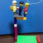レゴで4コマ!お笑い編