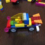 レゴクラシック+旧レゴパーツでミニ四駆を作ったぞ!