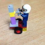 レゴで作ったセグウェイを紹介するよ!