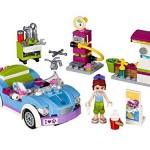 男の子も遊べるレゴフレンズって? 車を直せる工具が魅力的なキットです。