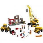 レゴシティの最新情報! 3つの重機を並べて工事現場ごっこが更に面白く!
