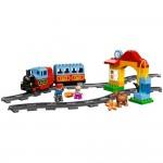 ブロック遊びもいいけどレゴで走る列車はどうですか?