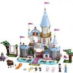 アナ雪のお城が高すぎ!なのでコチラを代用としてオススメしたいです。