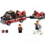 赤いレーサーバイクがカッコイイ!レゴシティの最新キットはコチラ!