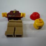 昔のレゴ ミニフィグが見つかったので気になった点を語る
