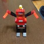 現在考案中のレゴ作品についてその2 ロボット編