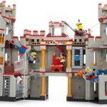 メガブロックのお城シリーズが昔のレゴっぽい!