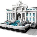 トレヴィの泉をレゴで再現した商品があるよ!